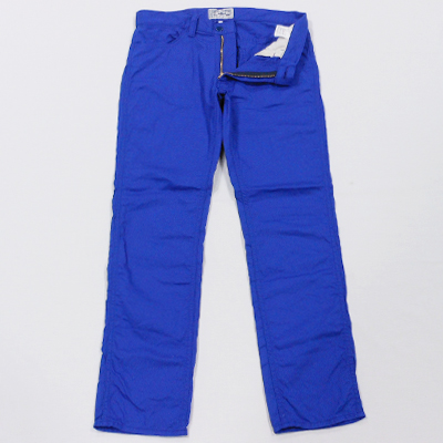 【5 POCKET TWILL COLOR PANTS】 147-036*121画像3