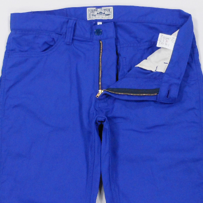【5 POCKET TWILL COLOR PANTS】 147-036*121画像4