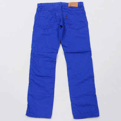 【5 POCKET TWILL COLOR PANTS】 147-036*121画像5