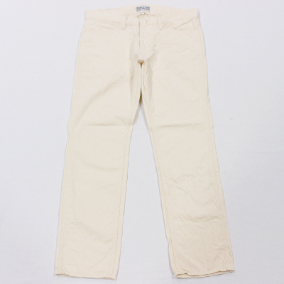 【5 POCKET TWILL COLOR PANTS】 147-036*121画像9