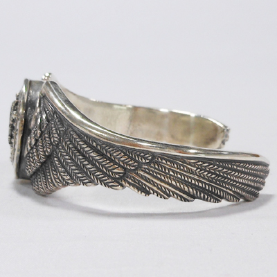【CONCHO WING BANGLE】 13ST029AC*121画像4