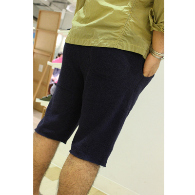 【COMFORTABLE PILE SHORTS】 7574301*215画像9