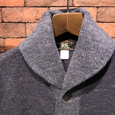 【COTTON WOOL SHAWL CARDIGAN】 MNRRSWE16810080*307画像2