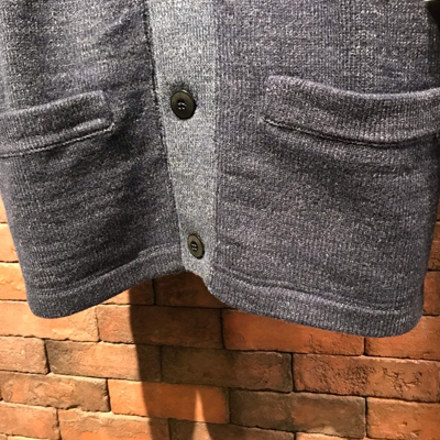 【COTTON WOOL SHAWL CARDIGAN】 MNRRSWE16810080*307画像4