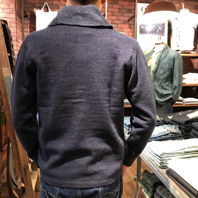 【COTTON WOOL SHAWL CARDIGAN】 MNRRSWE16810080*307画像8