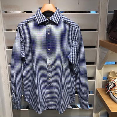【BRITISH OFFICERS SHIRT】 80350010003*307画像1