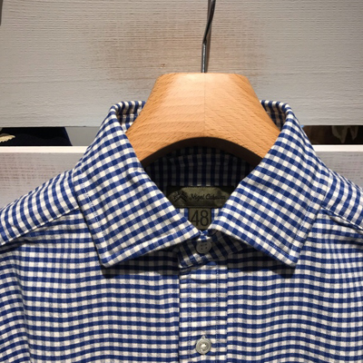 【BRITISH OFFICERS SHIRT】 80350010003*307画像2