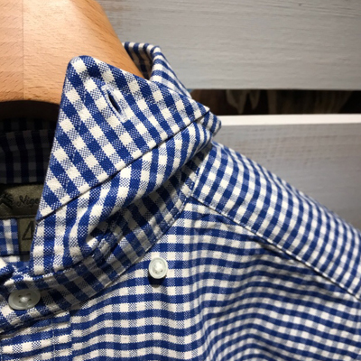 【BRITISH OFFICERS SHIRT】 80350010003*307画像3
