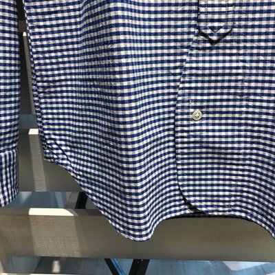 【BRITISH OFFICERS SHIRT】 80350010003*307画像5