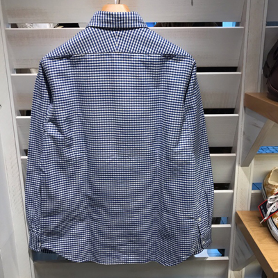 【BRITISH OFFICERS SHIRT】 80350010003*307画像7