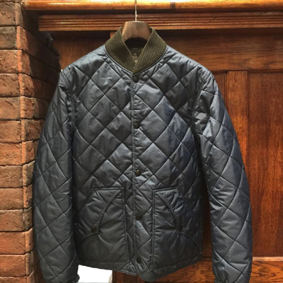 【EMBROIDERED QUILTED JKT -リバーシブル-】 MNRROTW16010127*307画像1