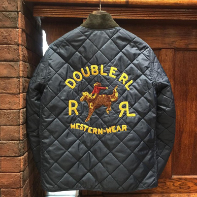 【EMBROIDERED QUILTED JKT -リバーシブル-】 MNRROTW16010127*307画像3