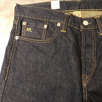 【SLIM FIT 5POCKET DENIM】 MNRRDNMM4P10103*307画像2