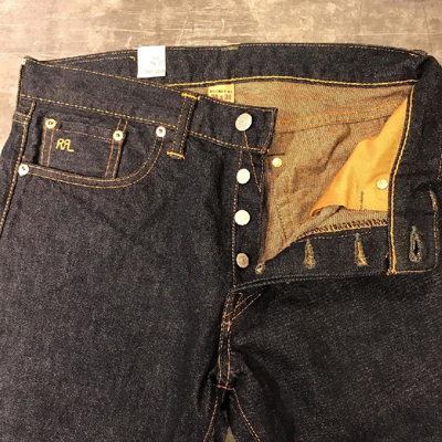 【SLIM FIT 5POCKET DENIM】 MNRRDNMM4P10103*307画像3