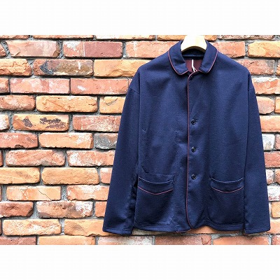 【Removable Collor Shirts Jacket】201514*305画像1