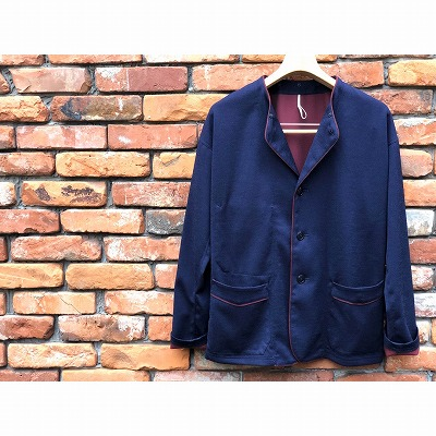 【Removable Collor Shirts Jacket】201514*305画像2