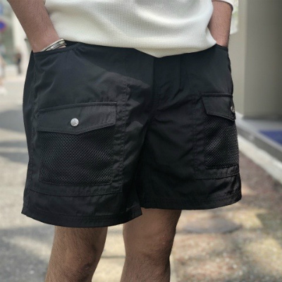 【CAMP VOLLY 2WAY MESH SHORTS】*201画像2