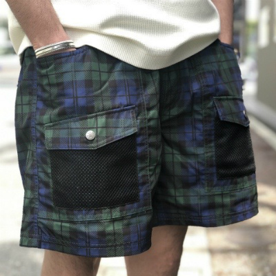 【CAMP VOLLY 2WAY MESH SHORTS】*201画像3