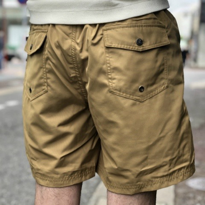 【CAMP VOLLY 2WAY MESH SHORTS】*201画像7
