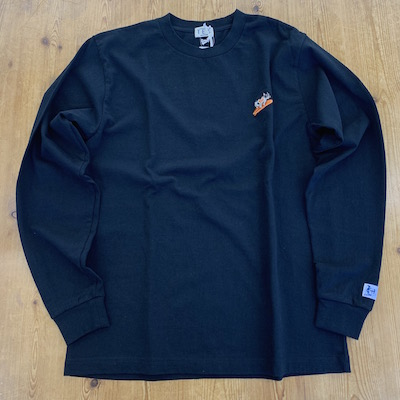 【TES TURN BUHI EMB LONG SLEEVE T-SHIRT】00774307*121画像7