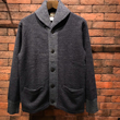 【COTTON WOOL SHAWL CARDIGAN】 MNRRSWE16810080*307